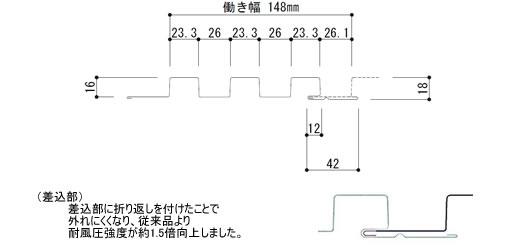 北長金日米建材株式会社 壁材
